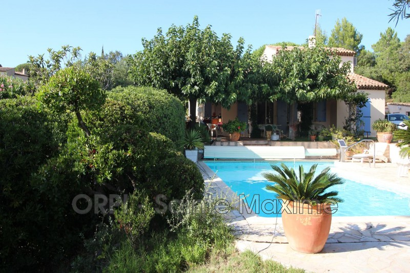 Photo Villa Sainte-Maxime Proche plages,   to buy villa  4 bedroom   150 m²