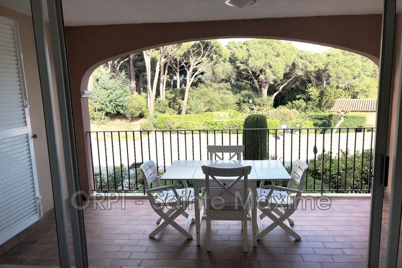 Photo Apartment Sainte-Maxime Bord de mer,   to buy apartment  1 room   23 m²