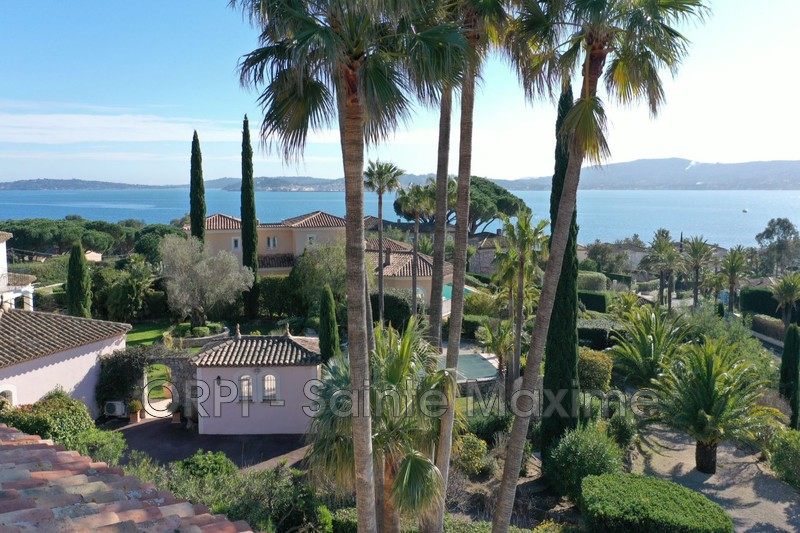 Photo Villa Grimaud Domaine du golf,   to buy villa  4 bedroom   250m²