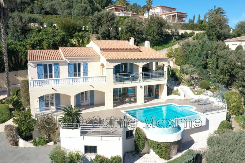 Photo Villa Sainte-Maxime Proche plages,   to buy villa  5 bedroom   200 m²