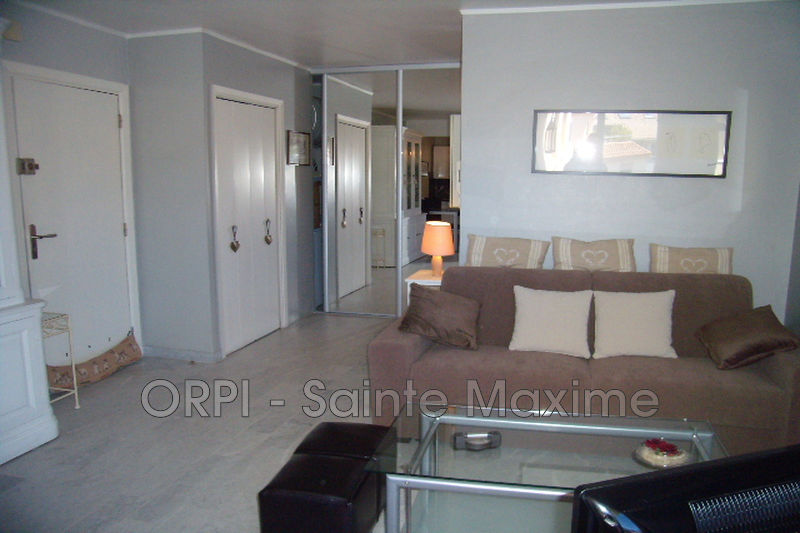 Photo Apartment Sainte-Maxime Centre-ville,   to buy apartment  1 room   30 m²