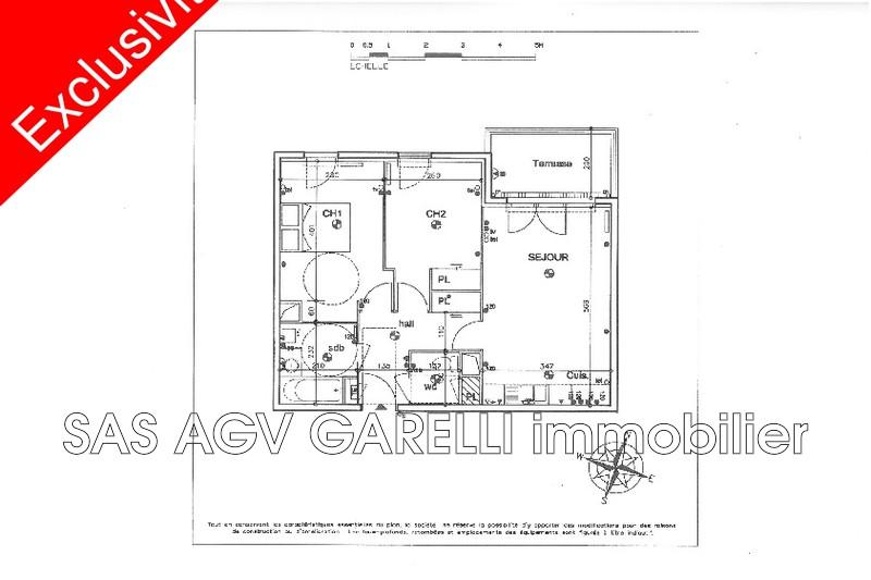 Photo n°8 - Location appartement Toulon 83200 - 744 €