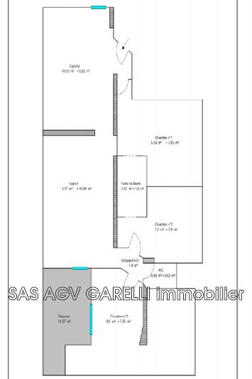 Photo n°10 - Location appartement Le Castellet 83330 - 760 €