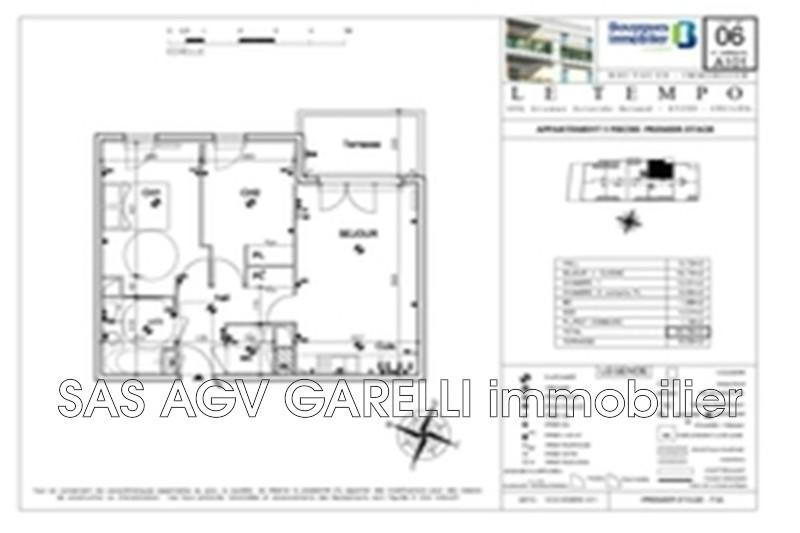 Photo n°1 - Location appartement Toulon 83200 - 800 €