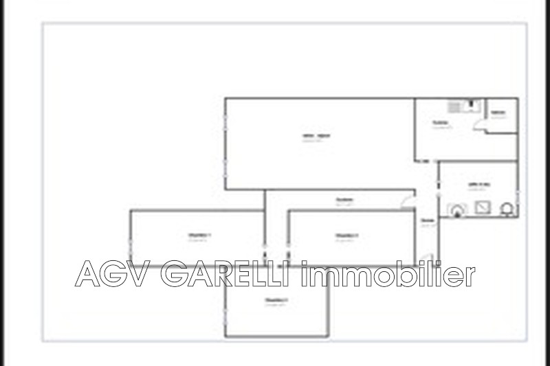 Photo n°4 - Vente appartement Toulon 83000 - 130 000 €