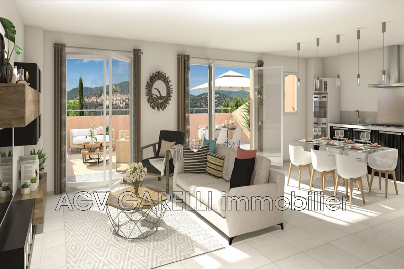 Photo n°3 - Vente appartement Cogolin 83310 - 308 000 €