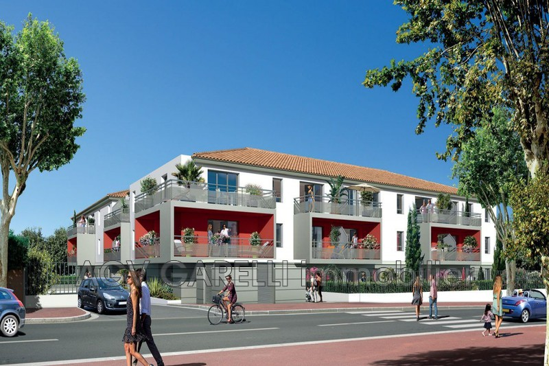 Photo n°3 - Vente appartement Toulon 83100 - 171 482 €