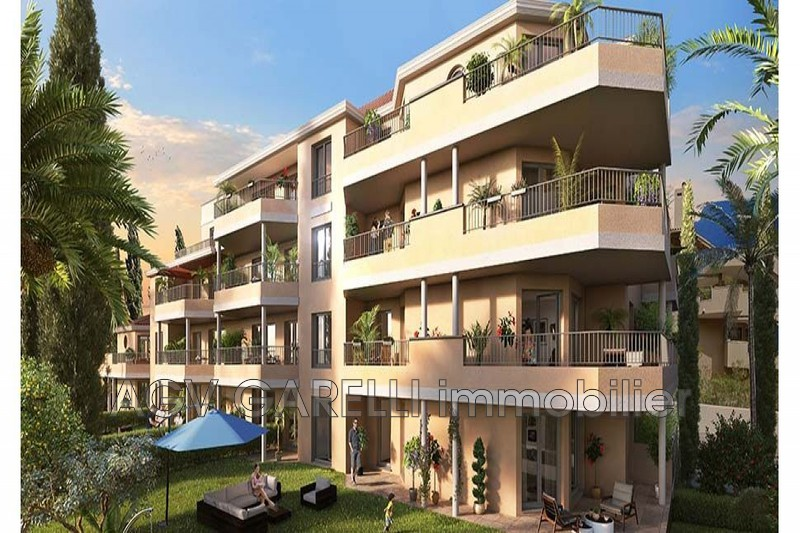 Photo n°2 - Vente appartement Cavalaire-sur-Mer 83240 - 386 000 €