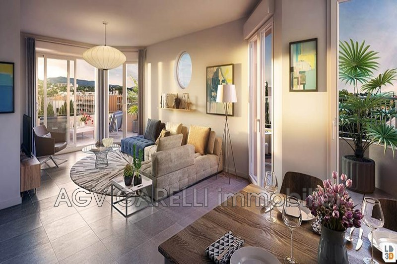 Photo n°3 - Vente appartement Cavalaire-sur-Mer 83240 - 386 000 €