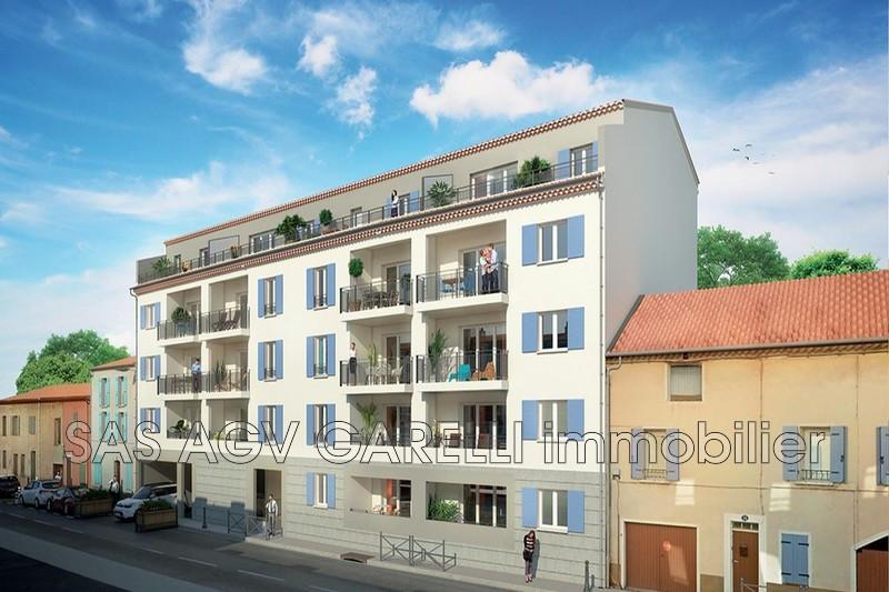 Photo n°1 - Vente appartement La Crau 83260 - 275 000 €