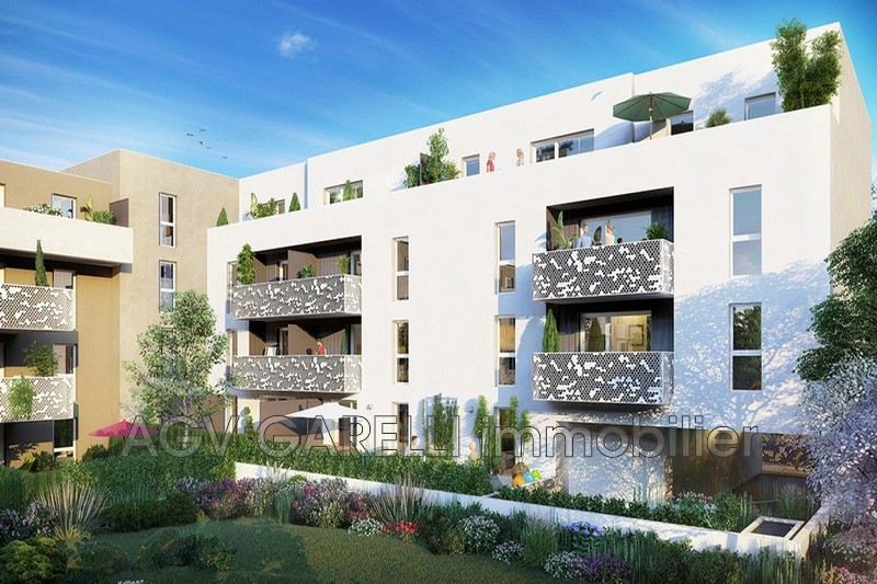Photo Apartment La Seyne-sur-Mer   to buy apartment  2 room   37 m²