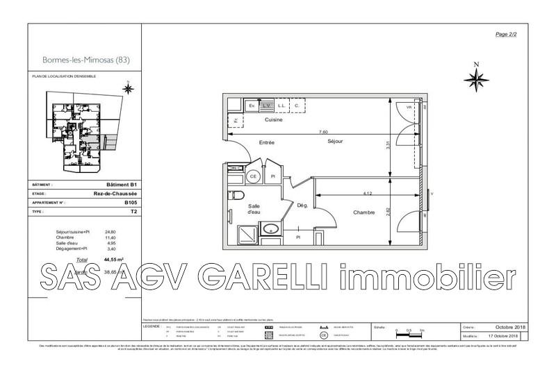 Photo n°3 - Vente appartement Toulon 83200 - 225 690 €