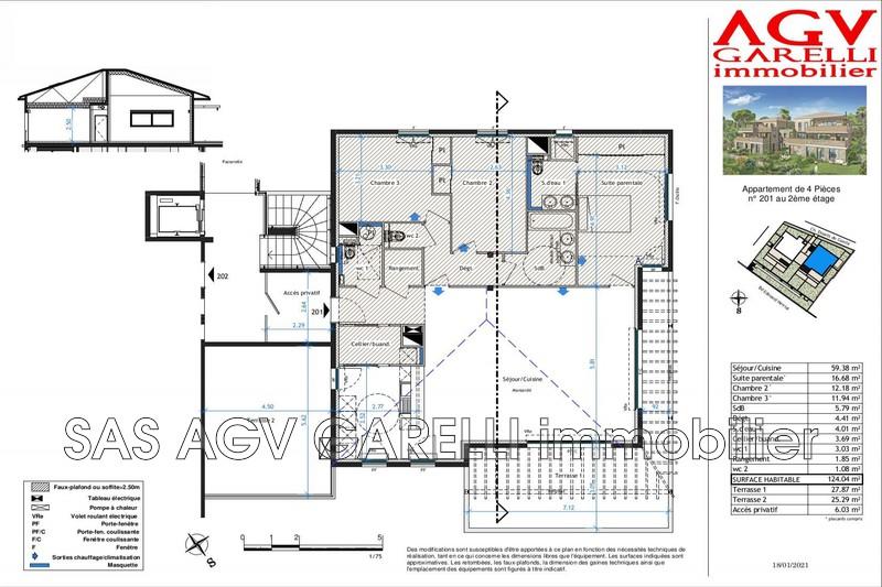 Photo n°2 - Vente appartement Hyères 83400 - 950 000 €