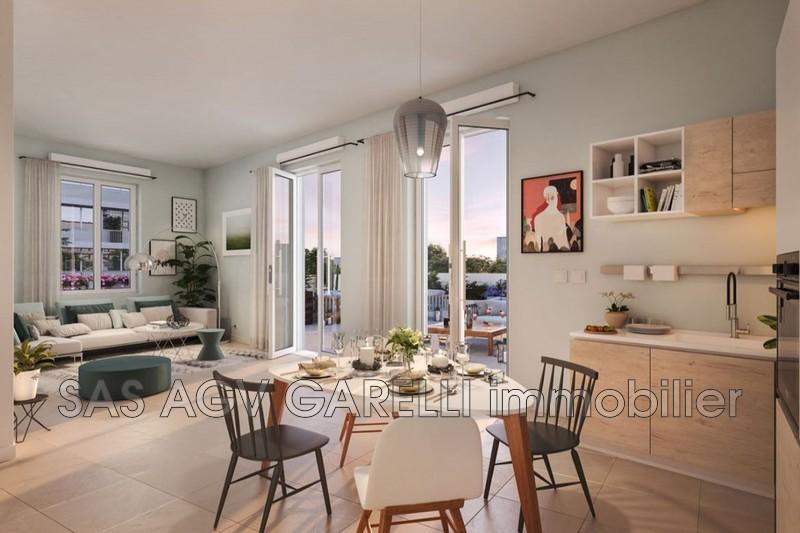 Photo n°3 - Vente appartement Toulon 83000 - 188 000 €