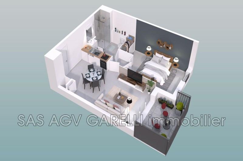 Photo n°3 - Vente appartement Six-Fours-les-Plages 83140 - 220 000 €
