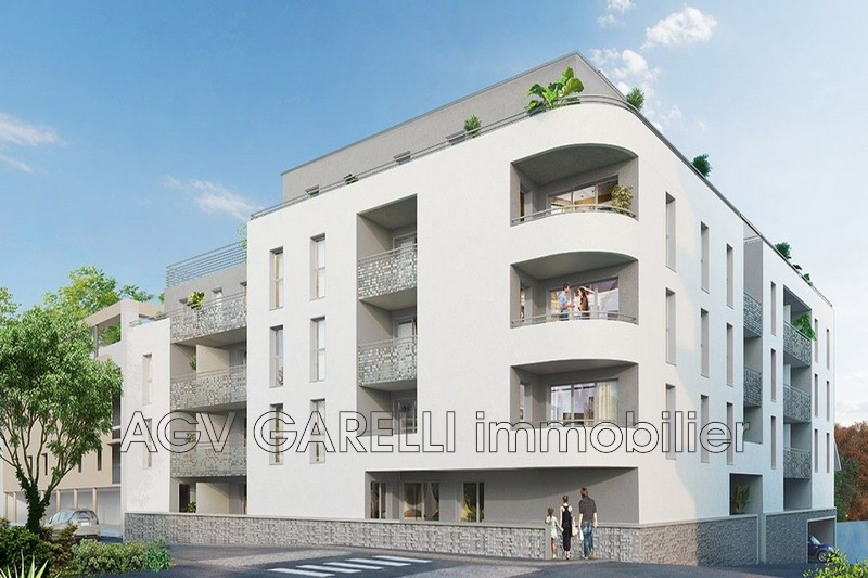 Photo n°3 - Vente appartement Toulon 83000 - 179 000 €