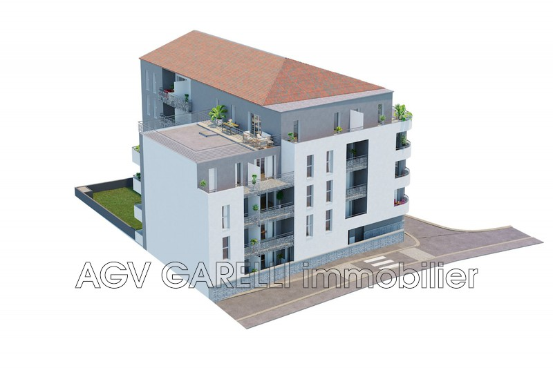 Photo n°4 - Vente appartement Toulon 83000 - 179 000 €