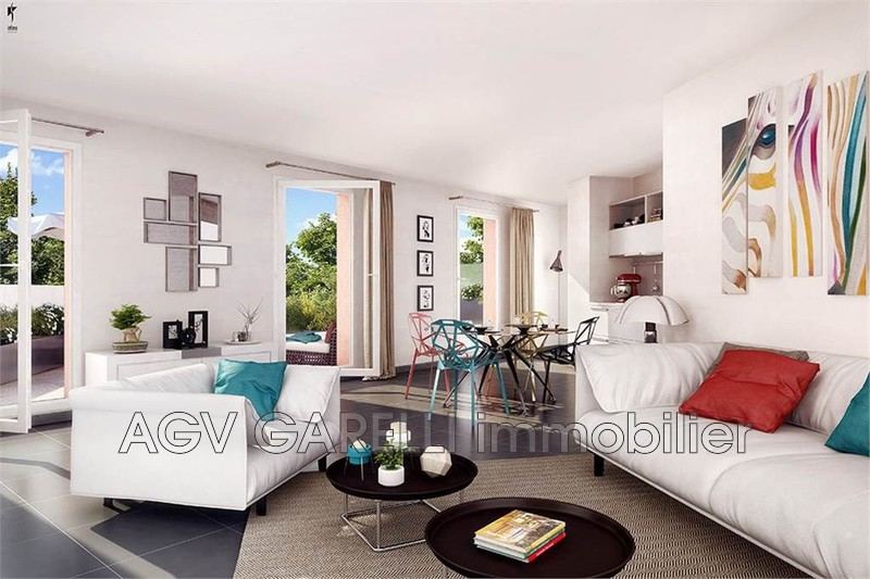 Photo n°2 - Vente appartement Toulon 83200 - 280 000 €