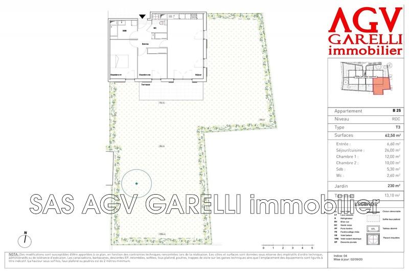 Photo n°2 - Vente appartement Toulon 83200 - 324 000 €