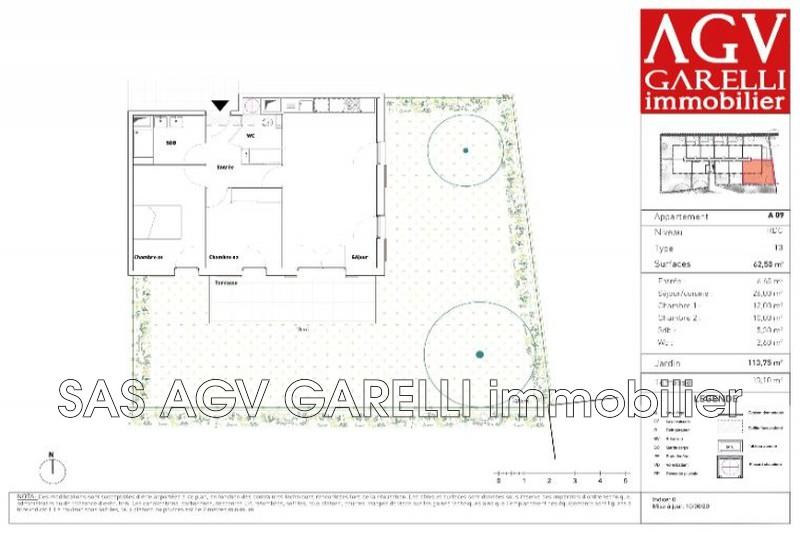 Photo n°2 - Vente appartement Toulon 83200 - 320 000 €