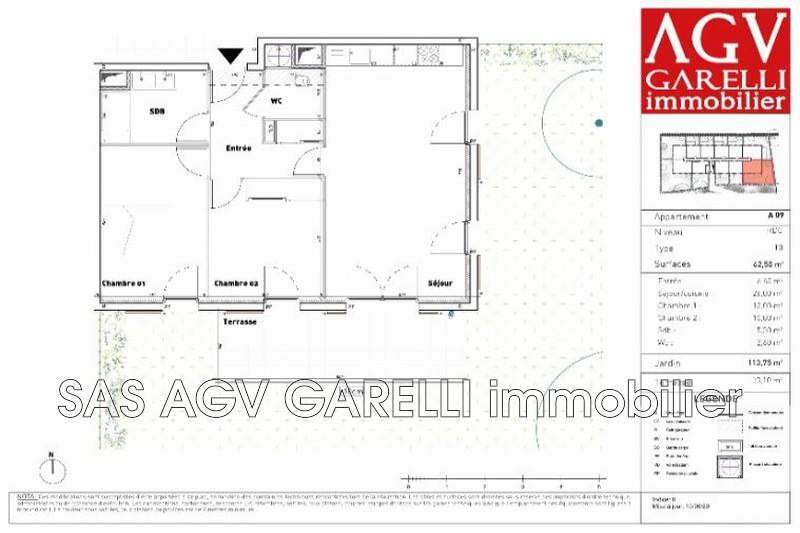 Photo n°1 - Vente appartement Toulon 83200 - 320 000 €