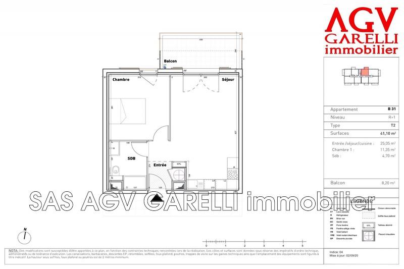 Photo n°1 - Vente appartement Toulon 83200 - 205 000 €