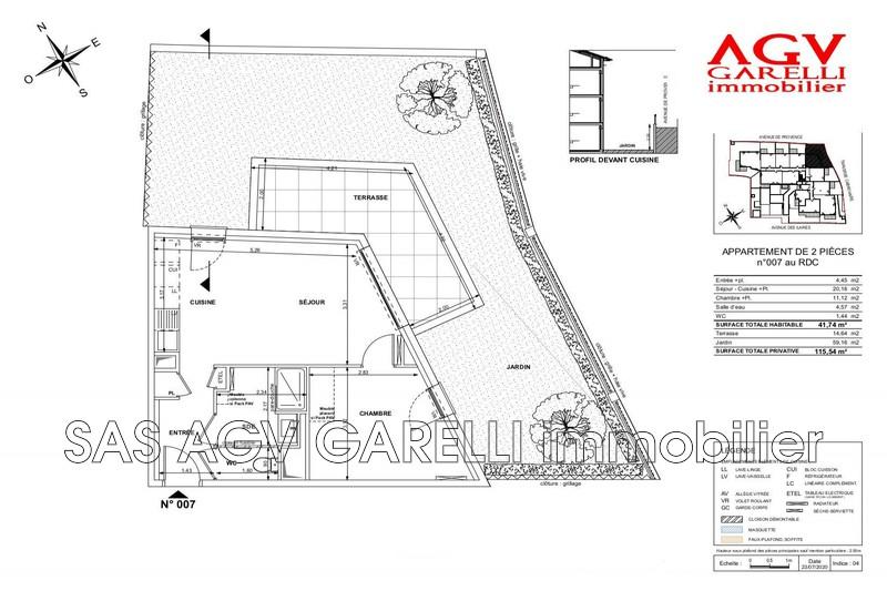 Photo n°2 - Vente appartement Le Lavandou 83980 - 262 500 €