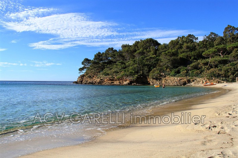 Photo n°1 - Vente appartement Le Lavandou 83980 - 383 500 €