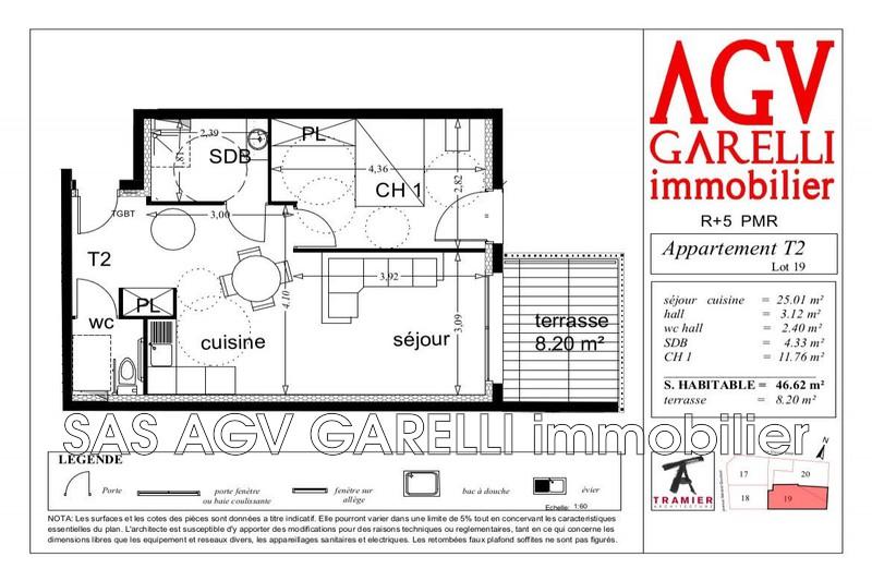 Photo n°1 - Vente appartement Toulon 83200 - 189 500 €