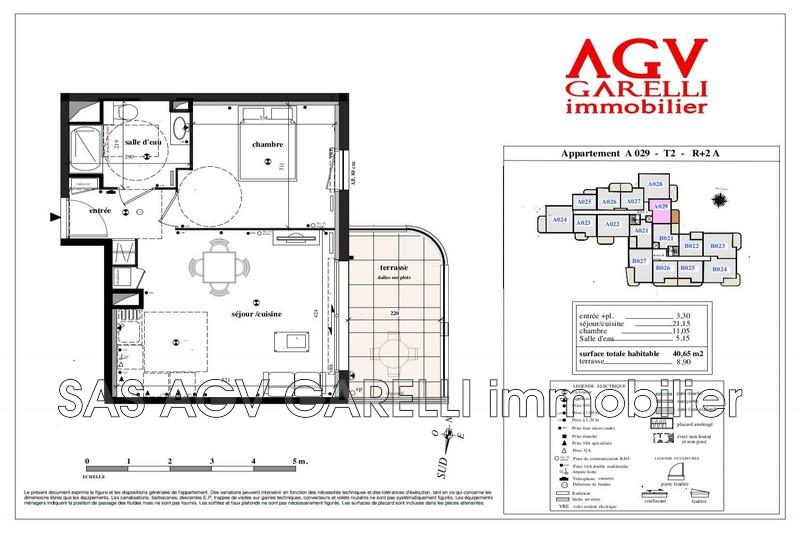 Photo n°1 - Vente appartement Toulon 83100 - 226 000 €
