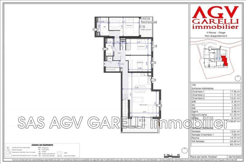 Photo n°2 - Vente appartement Toulon 83000 - 1 350 000 €