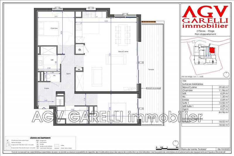 Photo n°2 - Vente appartement Toulon 83000 - 545 000 €