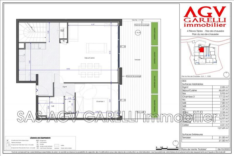 Photo n°2 - Vente Appartement triplex Toulon 83000 - 790 000 €