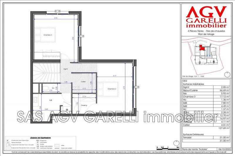Photo n°3 - Vente Appartement triplex Toulon 83000 - 790 000 €