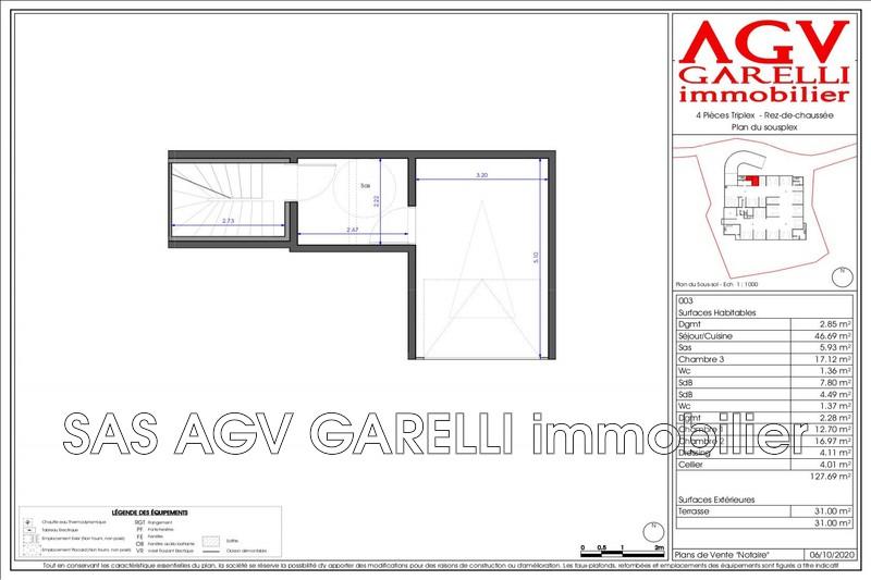Photo n°4 - Vente Appartement triplex Toulon 83000 - 790 000 €