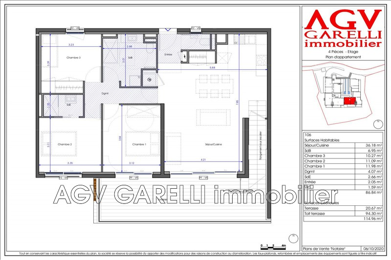 Photo n°2 - Vente appartement Toulon 83000 - 1 100 000 €