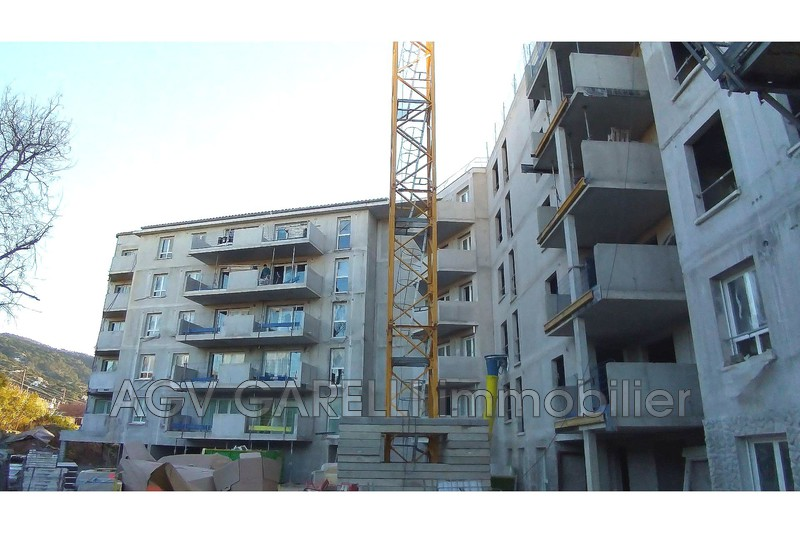 Photo n°2 - Vente appartement Toulon 83000 - 129 238 €