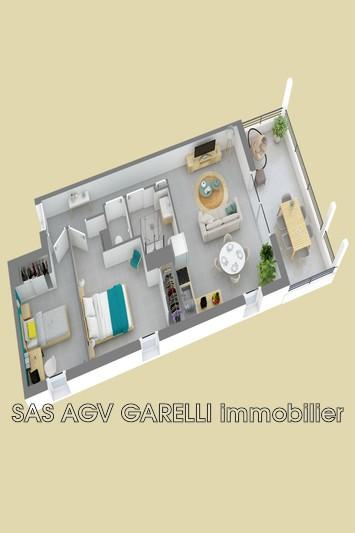 Photo n°2 - Vente appartement La Garde 83130 - 295 000 €