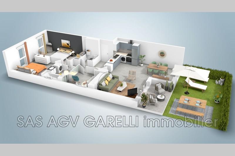 Photo n°1 - Vente appartement Toulon 83100 - 378 000 €