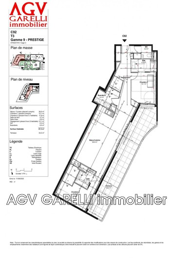 Photo n°3 - Vente appartement Toulon 83000 - 715 000 €