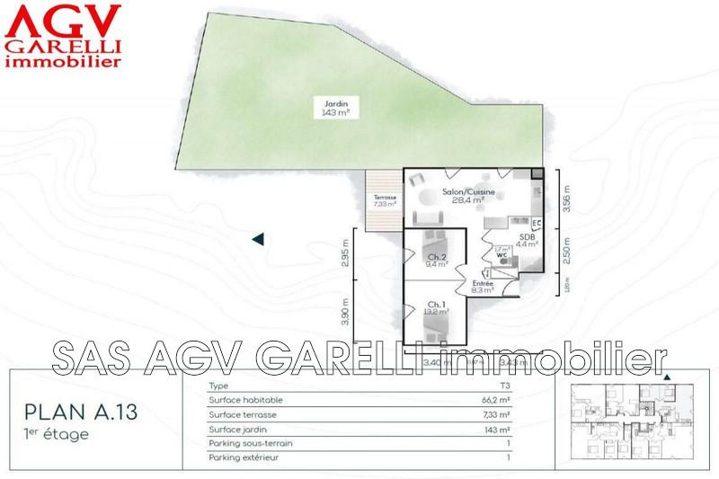 Photo n°8 - Vente appartement Sanary-sur-Mer 83110 - 430 000 €