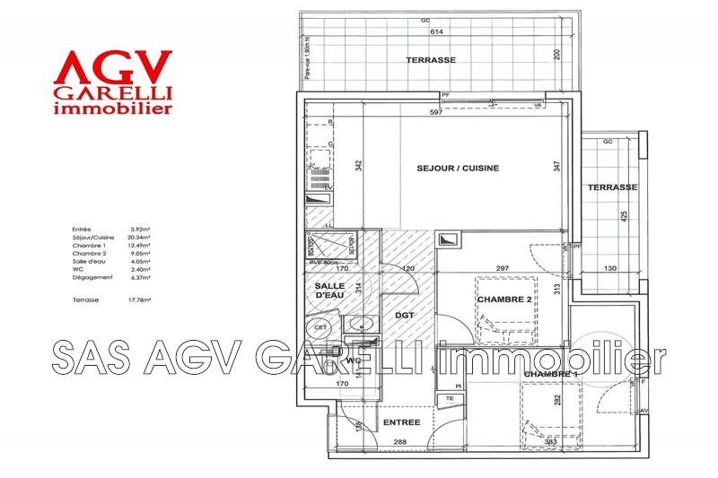 Photo n°2 - Vente appartement Le Pradet 83220 - 296 000 €