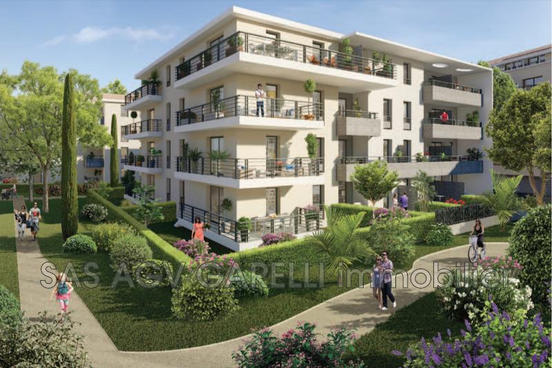 Photo n°2 - Vente appartement Six-Fours-les-Plages 83140 - 276 000 €