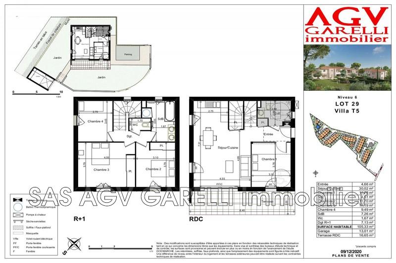 Photo n°2 - Vente maison La Farlède 83210 - 485 000 €