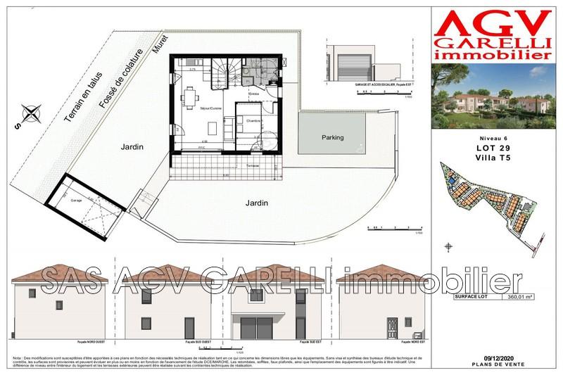 Photo n°3 - Vente maison La Farlède 83210 - 485 000 €