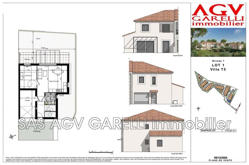 Photo n°3 - Vente maison La Farlède 83210 - 380 000 €