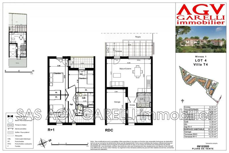 Photo n°1 - Vente maison La Farlède 83210 - 350 000 €