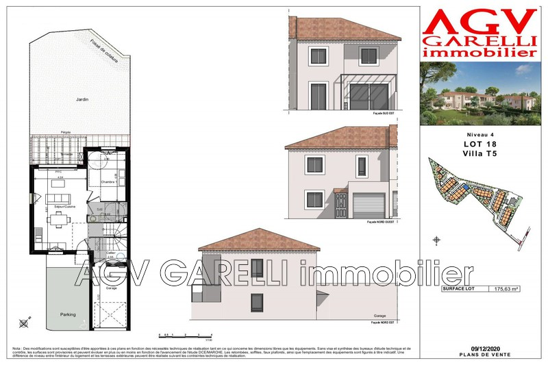 Photo n°3 - Vente maison La Farlède 83210 - 405 000 €