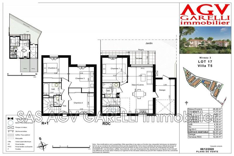 Photo n°1 - Vente maison La Farlède 83210 - 390 000 €