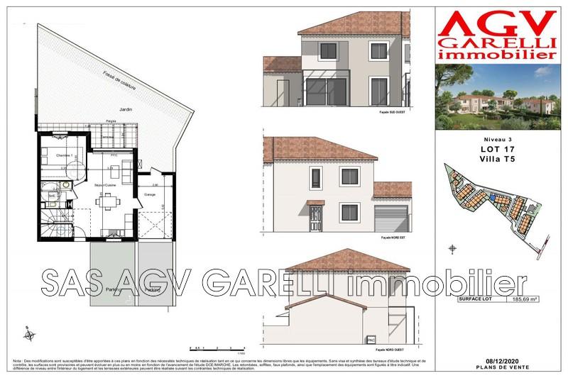 Photo n°3 - Vente maison La Farlède 83210 - 390 000 €